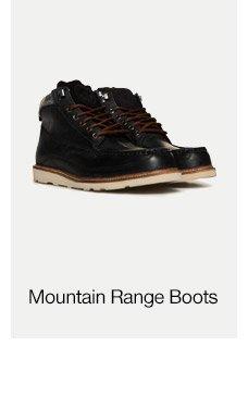 Mountain Range Boots