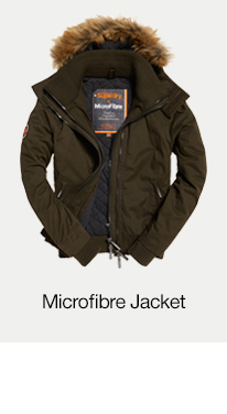 Microfibre SD-Windbomber Jacket