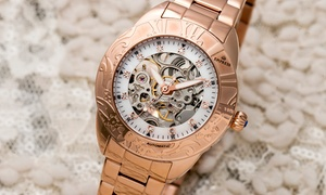 Empress Godiva Women's Automatic Skeletonized Watch