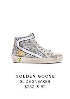 GOLDEN GOOSE - SLIDE SNEAKER