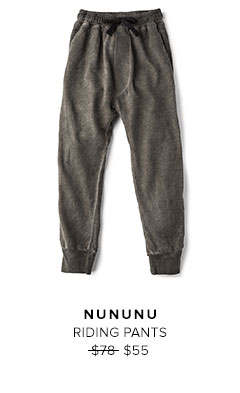 NUNUNU - RIDING PANTS