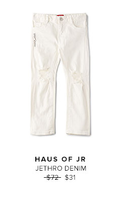 HAUS OF JR  - JETHRO DENIM