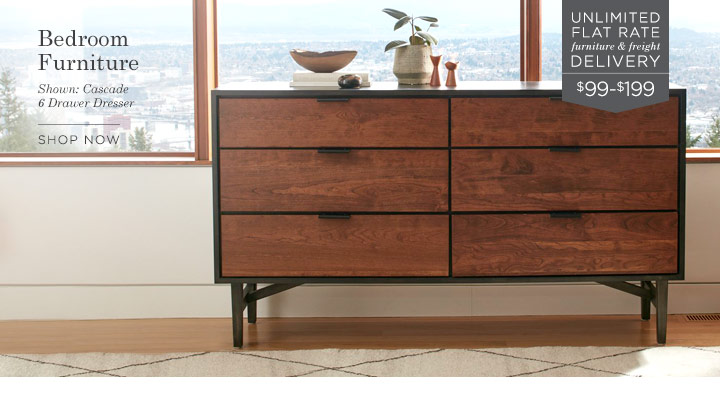 Bedroom Furniture - SHOP NOW >
