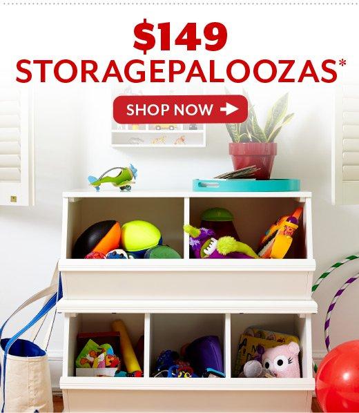 Shop $149 Storagepaloozas