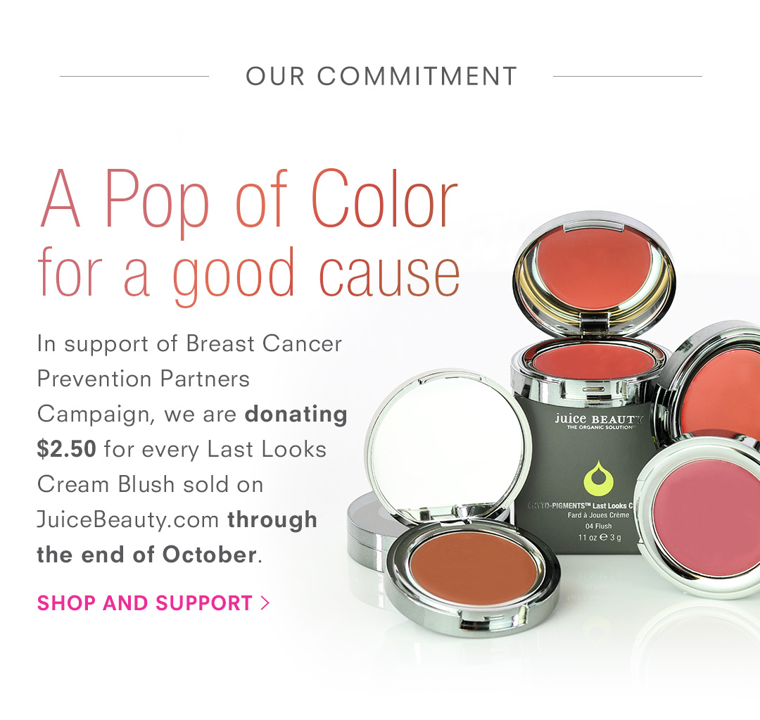A Pop of Color for a good cause - shop and support >