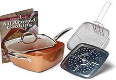 copper chef 5pc set