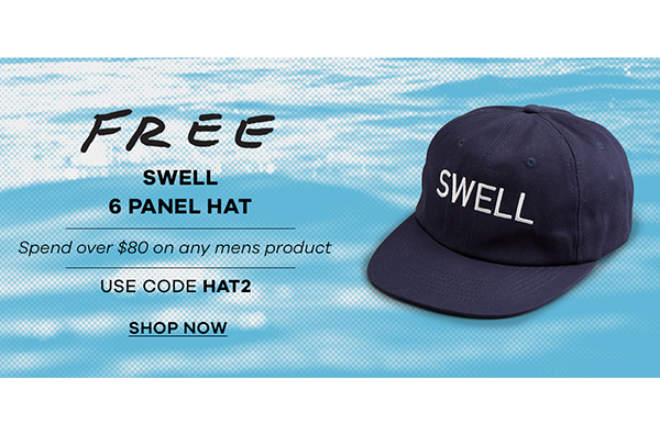 Free SWELL Hat