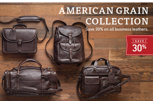 American Grain Collection - Save 30% >