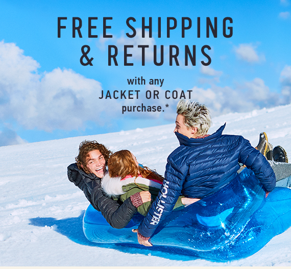Free Shipping & Returns on Coats & Jackets*