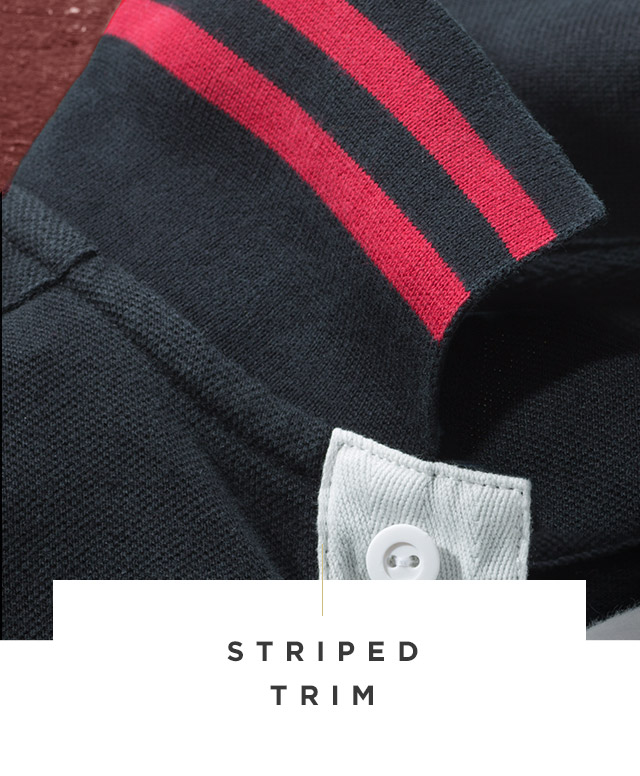 Striped Trim