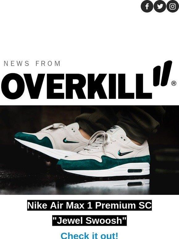 a914030a218b9 Overkill: Nike Air Max 1 | adidas NMD | Herschel | Asics Gel Mai | Milled