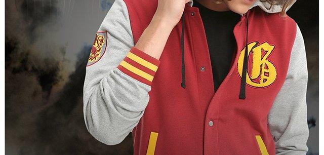 Gryffindor Varsity Jacket