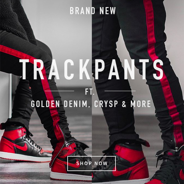 Trackpants Banner
