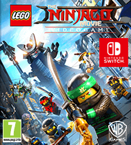 LEGO Ninjago Movie Video Game Switch
