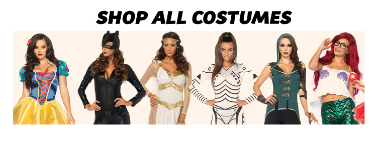Sexy Costumes Shop Now!