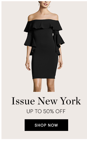 ISSUE NEW YORK UP TO 50% OFF