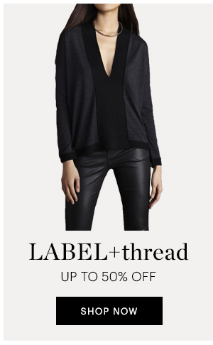 LABEL + THREAD UP TO 50% OFF