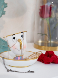 Disney Beauty And The Beast Chip Jewelry Tray