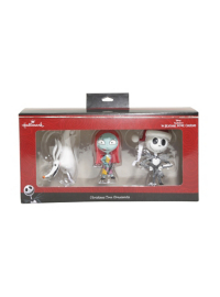The Nightmare Before Christmas Ornament Set