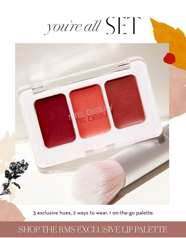 Shop RMS Lip Palette