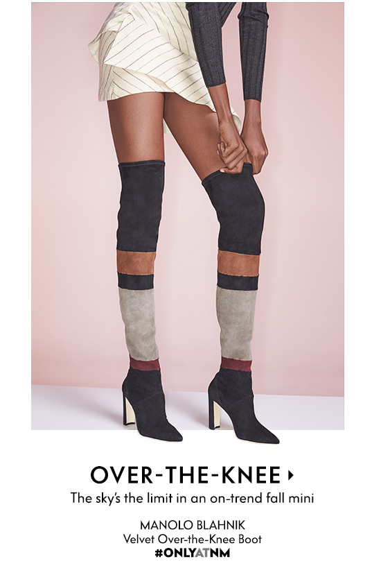 Shop Over-The-Knee
