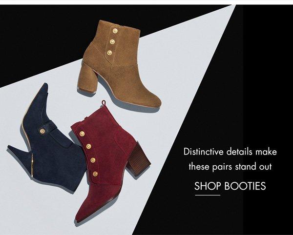 Shop Booties.