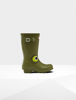 ORIGINAL KIDS ALIEN RAIN BOOTS