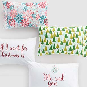 Save 30% All Pillowcases ›
