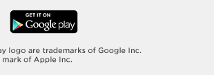 get it on google play. android, google play and the google play logo are trademarks of google inc.