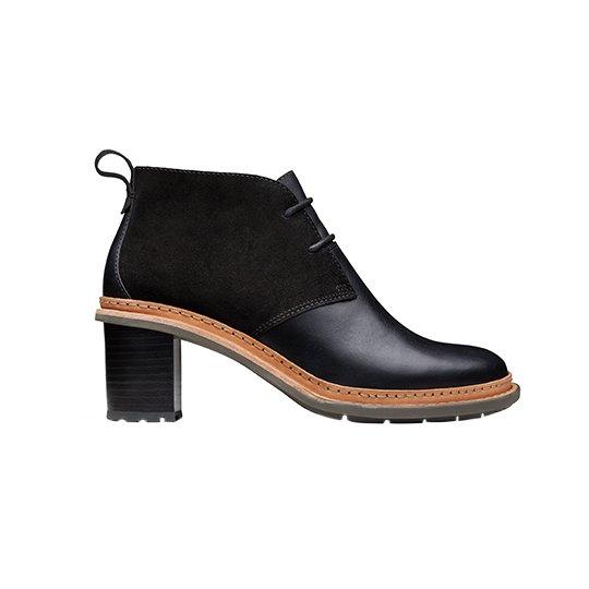 Trace Glow Black Combi Boot, $140