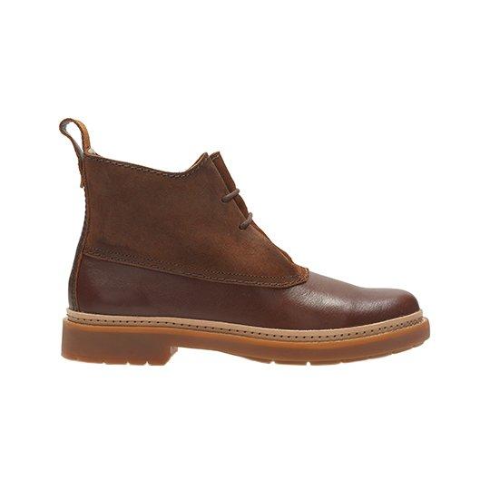 Trace Fawn Dark Tan Combi Boot, $140