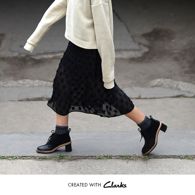 4 Chic Fall Looks That Are All About Great Boots