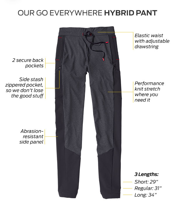 The Ascent Pant >