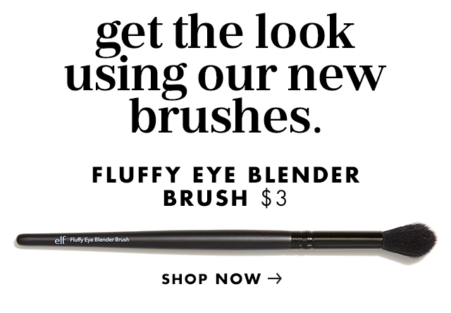 Fluffy Eye Blender Brush