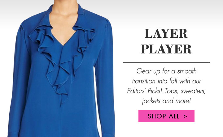 Layer up with Anne Klein, Kobi Halperin, Magaschoni, and So Much More!