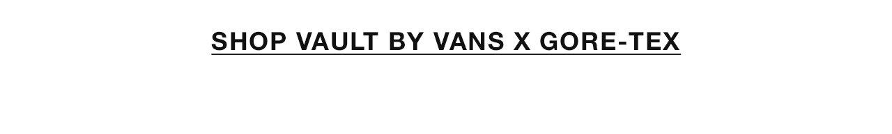 Shop Vault By Vans