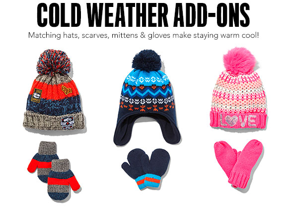 Cold Weather Add-Ons