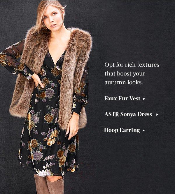 Shop Faux Fur Vest