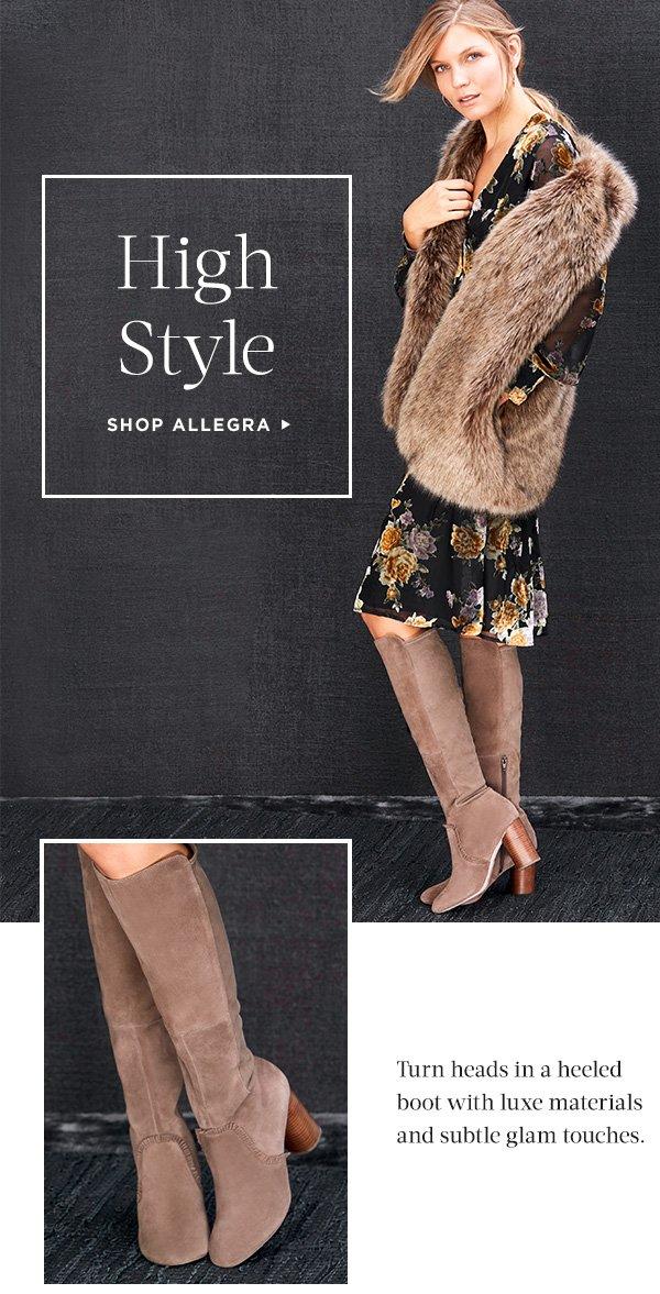 Shop Allegra Boot