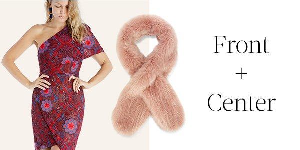 Shop Oversize Faux Fur Wrap