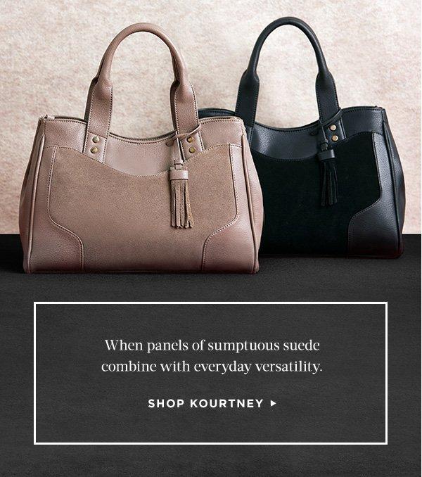 Shop Kourtney Satchel