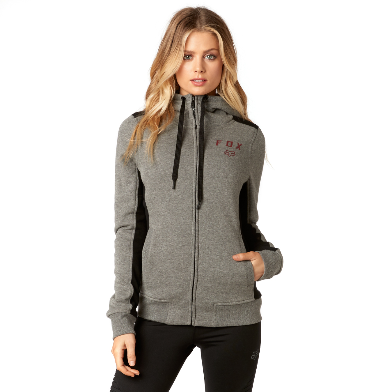OUTBOUND SHERPA ZIP HOODY