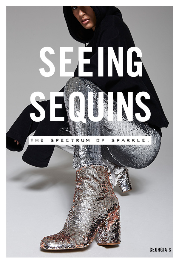Seeing Sequins: The Spectrum of Sparkle