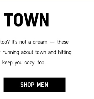 DOWN TOWN - Shop Men