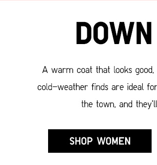 DOWN TOWN - Shop Women
