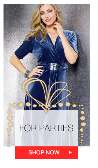 FOR PARTIES - SHOP NOW