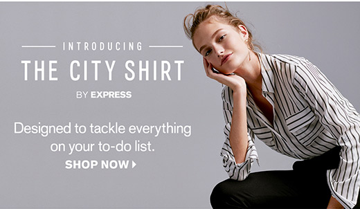 Shop the City Shirt
