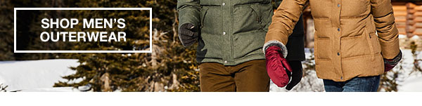 SAVE BIG ON FALL ESSENTIALS | SHOP MEN'S OUTERWEAR