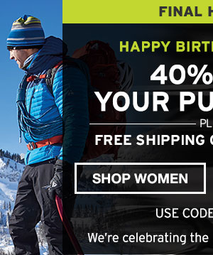 EDDIE'S BIRTHDAY 40% OFF PURCHASE | SHOP WOMEN