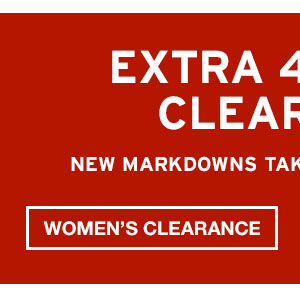 EXTRA 40% CLEARANCE | SHOP WOMEN